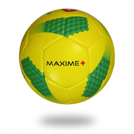 Maxime plus | size 5 professional level green yellow football