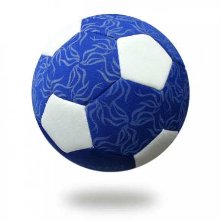 Neo | Football blue and white  high quality neoprene and latex bladder