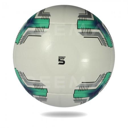 Optima 2020 | dark cyan nice printed football size 5 reematec Pakistan manufacturer