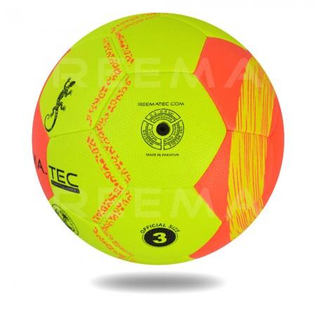 Phantom 2020 HYB | double Cover green-yellow and orange printed handball