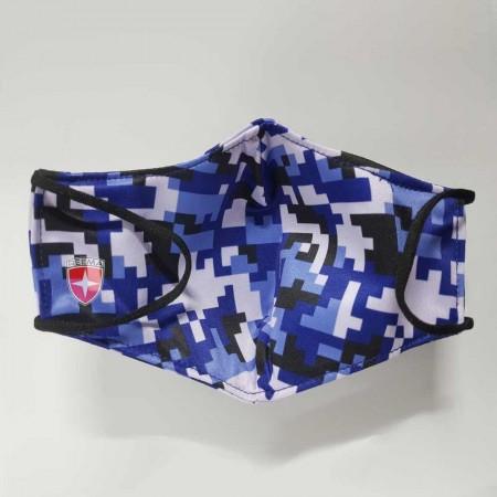 Pixel Puzzle Face Mask | Simple design face mask