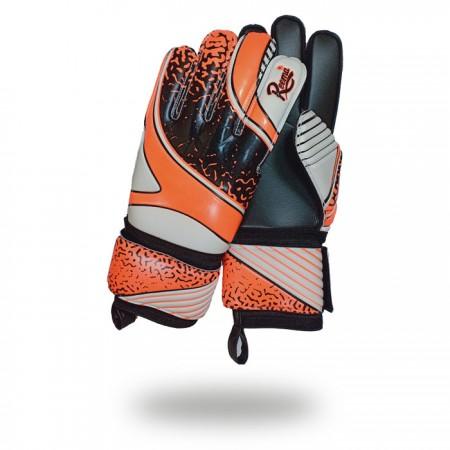 Sentinal Grip | Goalkeeper Gloves size 9 orange and black