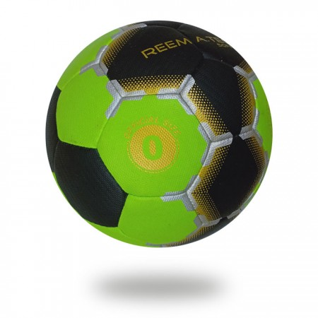 Softy | Light green and black best handball  for club