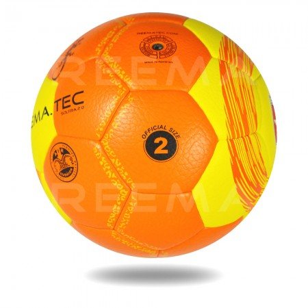 Solera 2020 | Orange and black  high material PV use handball for clubs trainers
