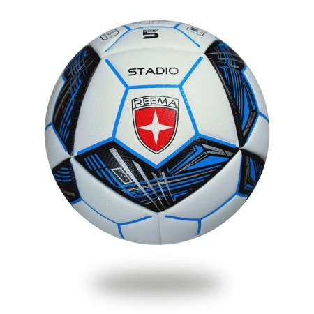 Stadio | white and blue top competition nice design soccer ball for youth