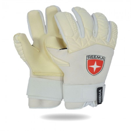 Strong | training goalkeeper gloves white two in one mach and training use