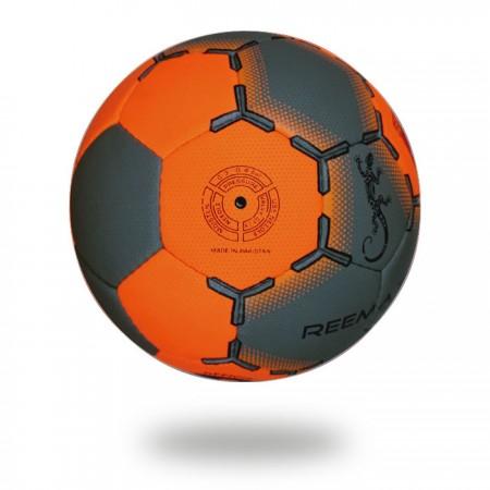 Super Grip Phantom | size 3 best Hand ball for boys orange red and dark gray