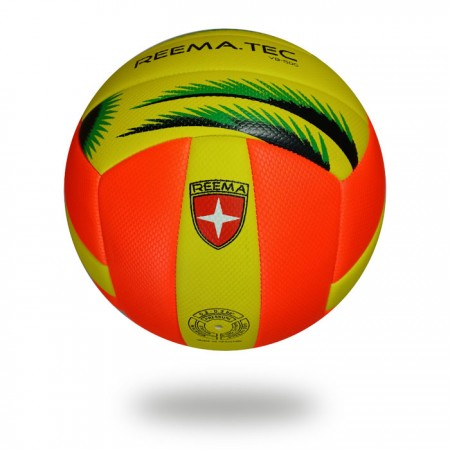 VB 500 | yellow and orange soft touch volleyball
