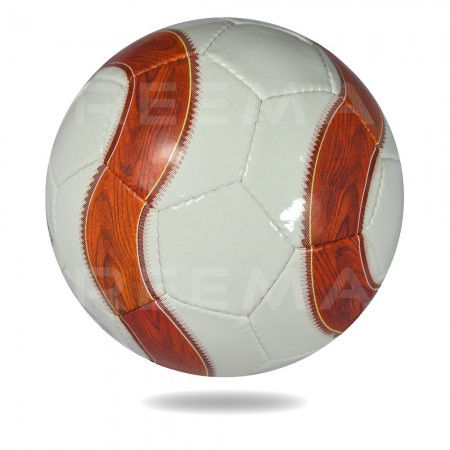 Vite-2020 | white cover chocolate and coral printing football in 32 panels