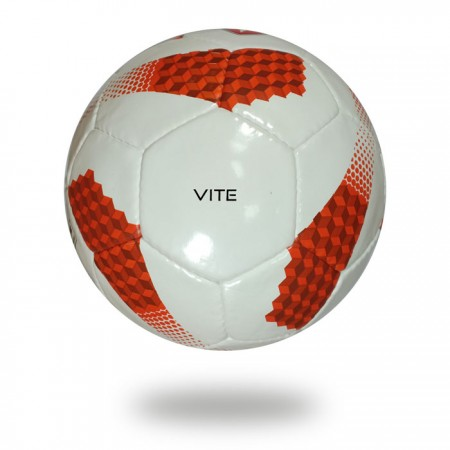 Vite | Red and white color PVC PV material football