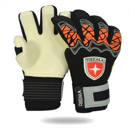Wonder Shield | one most best Red and black goalkeeper gloves