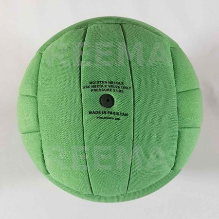 Canadian Dodge ball federation | 14 panels light green dodge-ball for youth