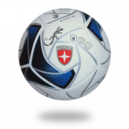 Dynamic 3D | Navy blue and white handball size 3 for men women