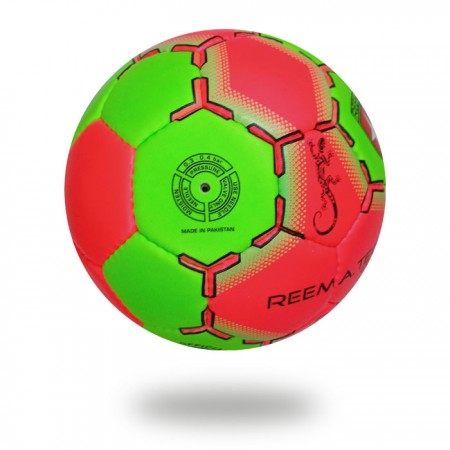 Game | players Soft PV material use in Hand ball green and red