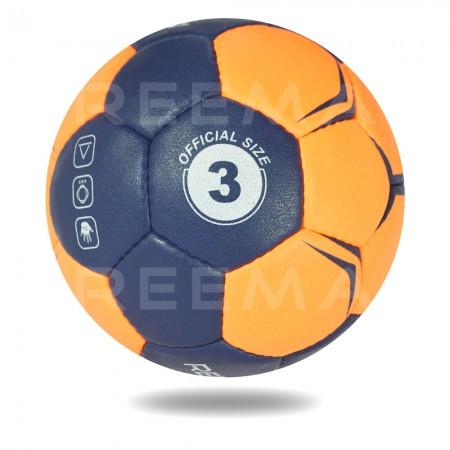 Phantom  | size 3 best Hand ball for boys goldenrod and Navy