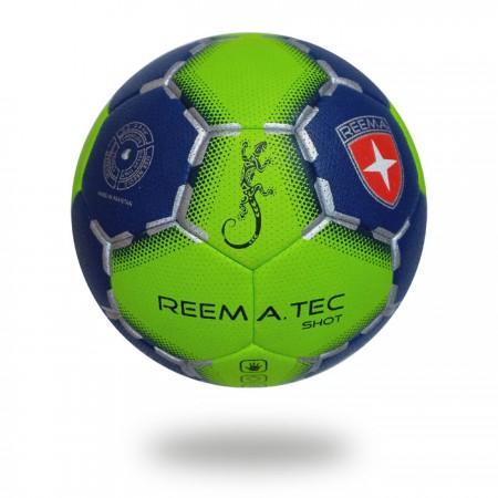 Shot |3 in one color Navy blue green silver handball PU Leather handball